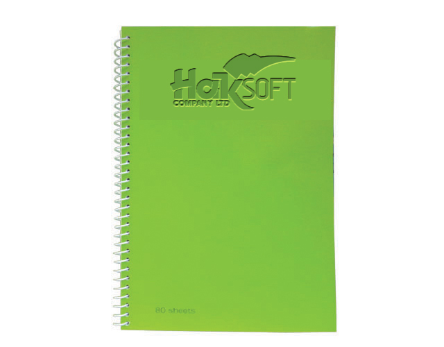 Branded Note book